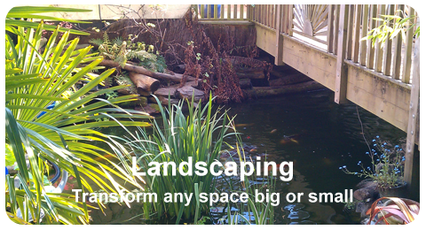 Landscaping - Example of Work